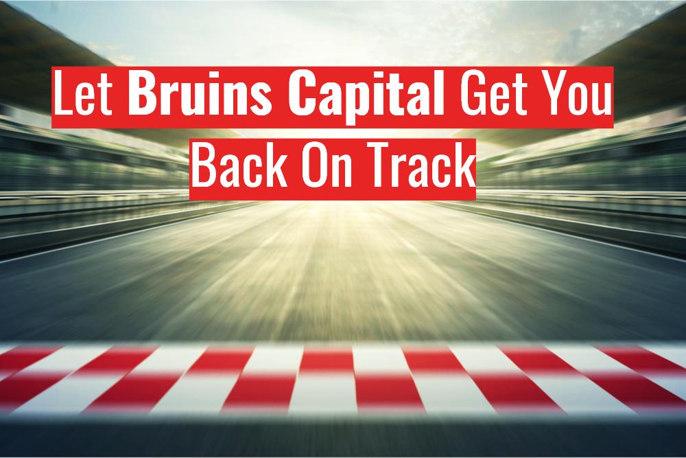 Bruins Capital Personal Finances