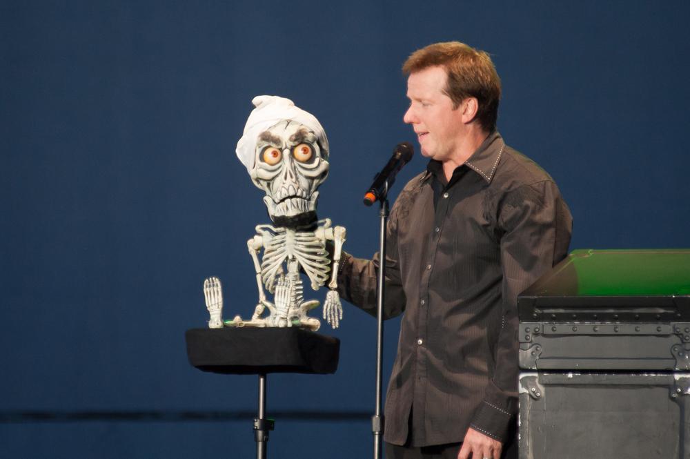 Jeff Dunham Ventriloquist